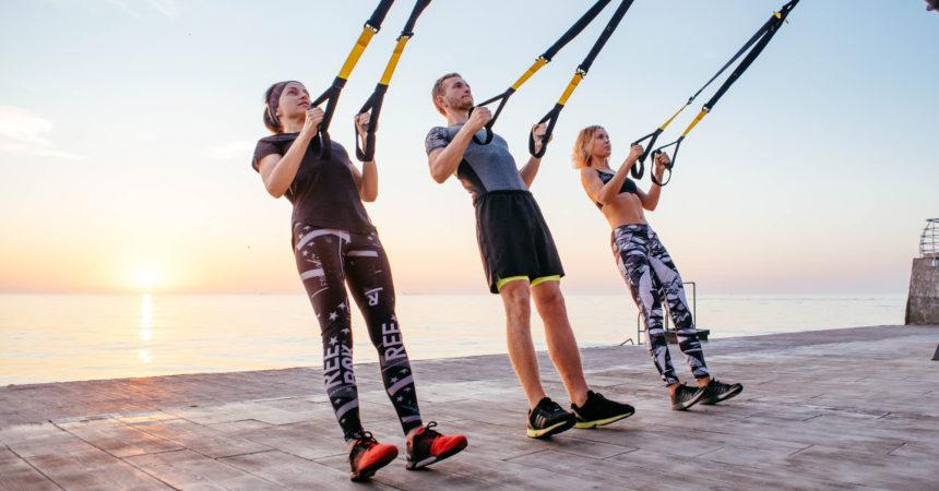 træning til vægttab