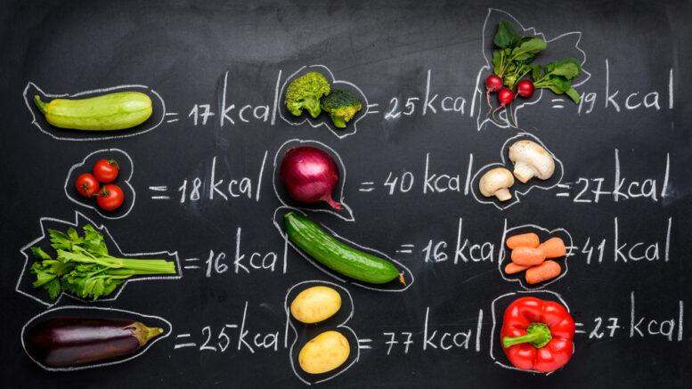 hvor mange kalorier skal jeg spise