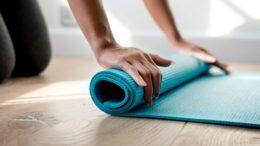 yoga i hjemmet